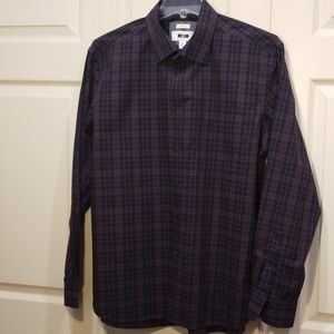 JOSEPH ABBOUD Men's Dress/Casual Shirt NWT